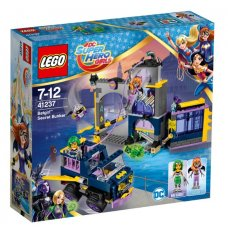 "Конструктор LEGO SUPER HERO GIRLS ""Секретный бункер Бэтгёрл"""